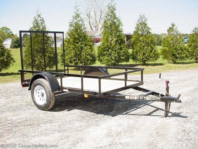 2018 Carry-On CO 5X10GW Utility Trailer