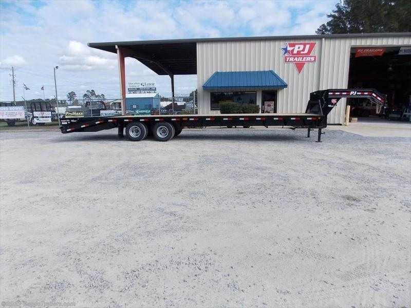 2017 PJ Trailers FDR28A2BSWK Flatbed Trailer