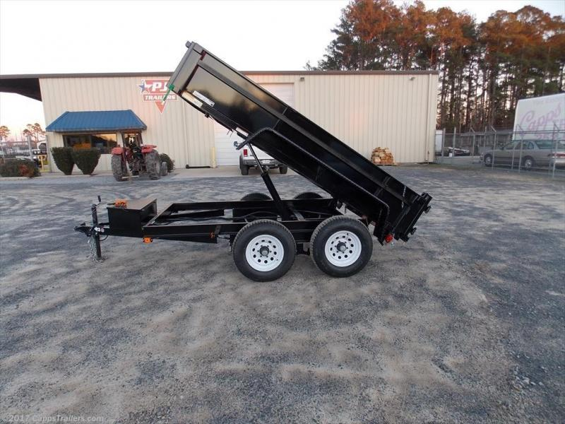 2018 Carry-On CO 6X10 LP 10K - Tailgate Dump Trailer