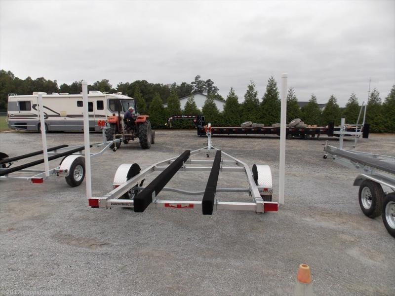 Road King RKAF 20 TORSION Boat Trailer