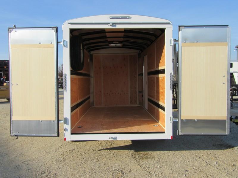 New 2018 Mirage MXL612SA 6x12 Enclosed Cargo Trailer Vin 80673