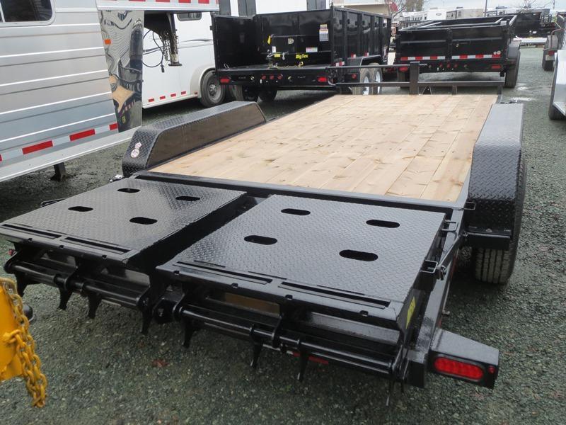 2016 Big Tex 14ET-16MR Equipment Trailer 7X16 14K VIN:91869