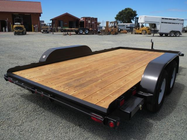 New 2018 Big Tex 60CH-14 7x14 6k GVW Car / Racing Trailer VIN:84281