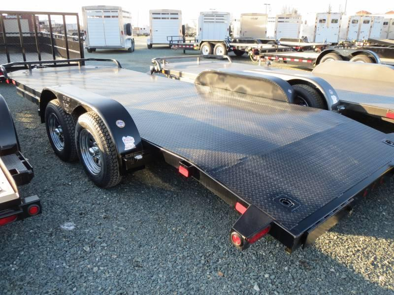 New 2018 Big Tex  70DM-20 7x20 Car/Racing Trailer VIN:99167