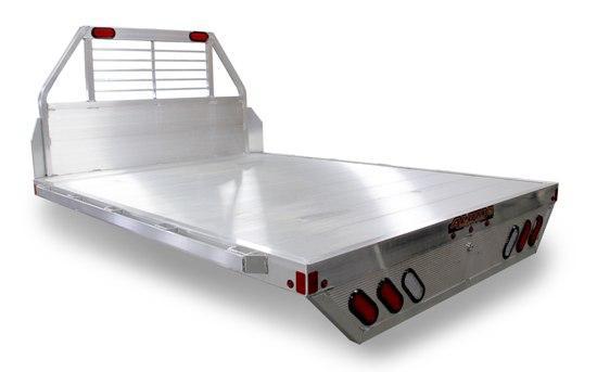 """2016 Aluma 81096 81""""x96"""" Aluminum Truck Bed #127595"""