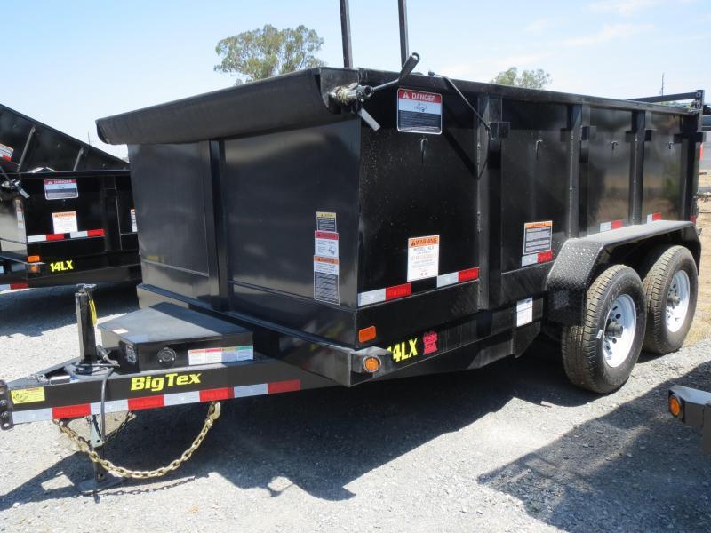 2017 Big Tex 14LX-12P3 Dump Trailer 7x12 14k VIN68770