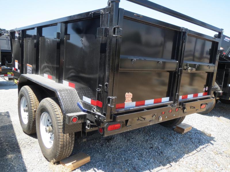New 2018 Big Tex 14LX-12P3 Dump Trailer 7x12 14k VIN99620