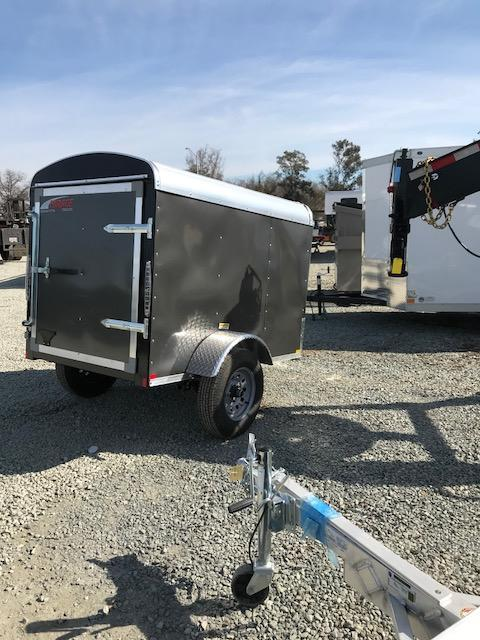New 2018 Mirage MXL46SA 4x6 Enclosed Cargo Trailer Vin81665