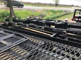 Preowned 2016 Kaufman 4 car hauler Car / Racing Trailer Vin 01124