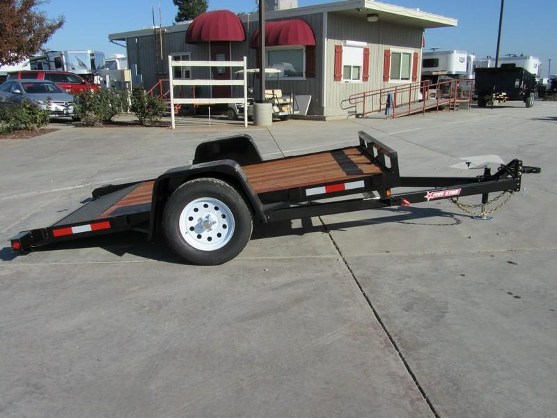 New 2018 Five Star UT271 5K Utility Trailer 6.5x12 TILT VIN:32486