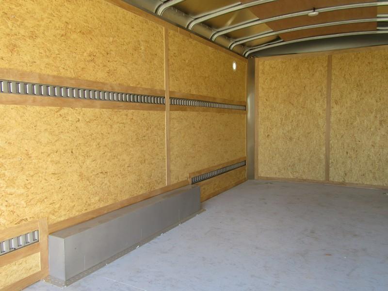 New 2018 Wells Cargo FT85162 8.5x16 Enclosed Cargo Trailer Vin 52449