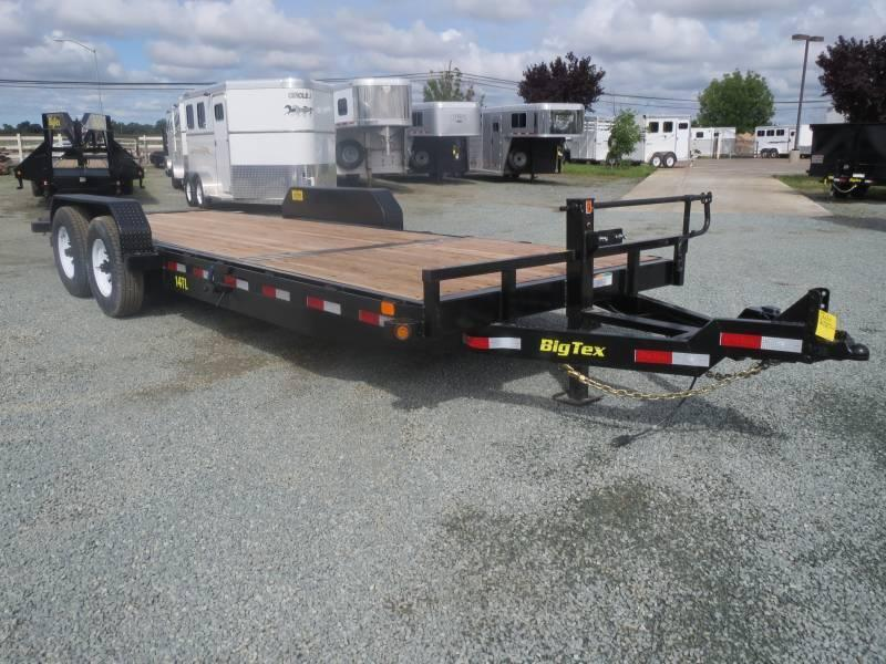 New 2018 Big Tex 14TL-22 80x22 Tilt Equipment Trailer Vin23944