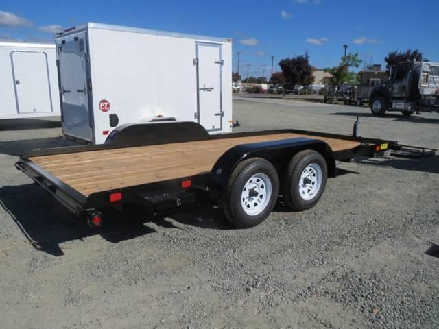 New 2017 Big Tex 60CH-16 7x16' 6k Car/Racing Trailer VIN87390