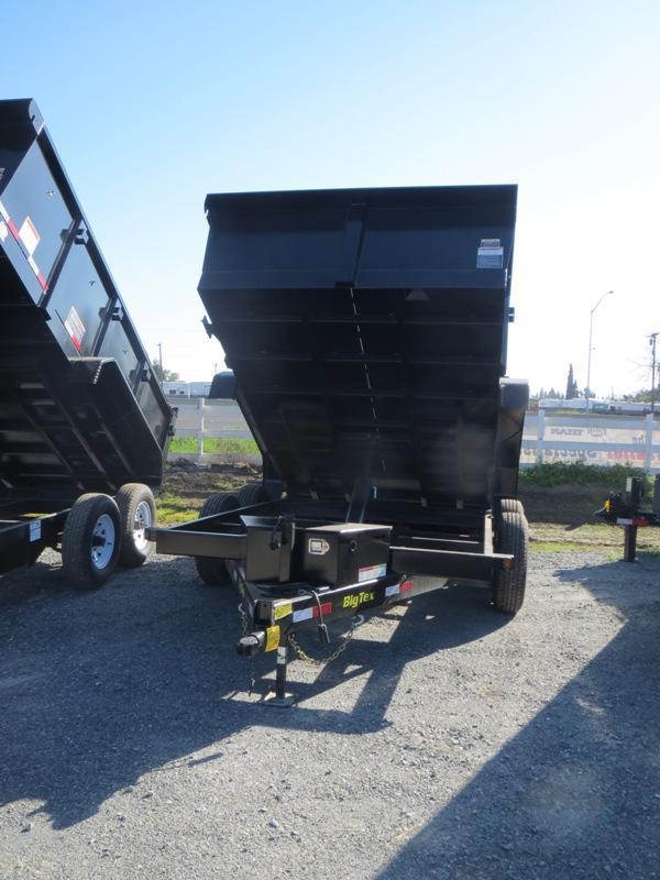 New 2018 Big Tex 10SR-12XL Dump Trailer VIN:09750