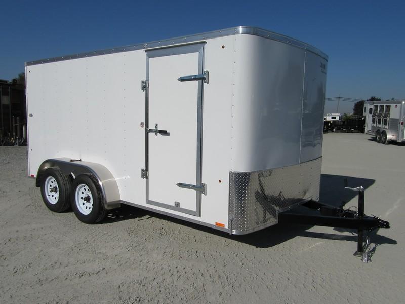 New 2018 Look STLC7X14TE2 7x14 Enclosed Cargo Trailer Vin 19859
