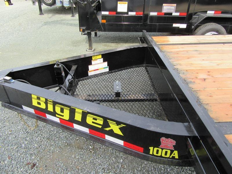 "New 2017 Big Tex 10OA-20SIR 102""x20 Deck Over Trailer VIN:41806"