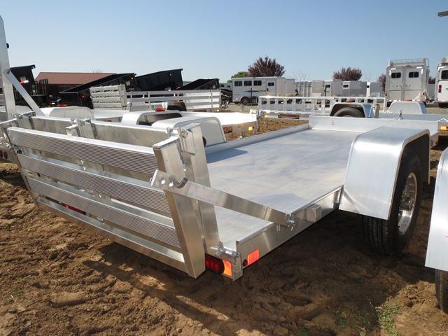 New 2018 Aluma 5410BT Aluminum Utility Trailer VIN61230