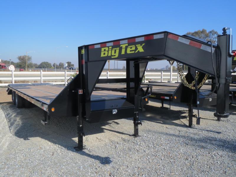 New 2018 Big Tex 22GN-25+5MR 25'+5' dovetail 23900 GVW GN Trailer Vin:99647