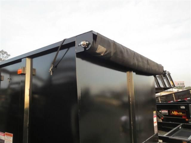 2018 Big Tex 14LX-12P4 7x12 4' sides Dump Trailer 14K VIN:90265