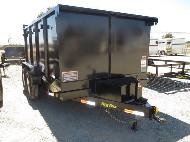 New 2017 Big Tex 12LX-12P4 Dump Trailer 12k 7x12 VIN68807