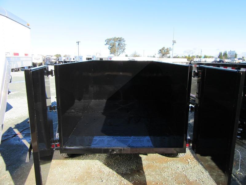New 2018 Five Star DT259 10K GVW 6x10 Dump Trailer Vin 32607