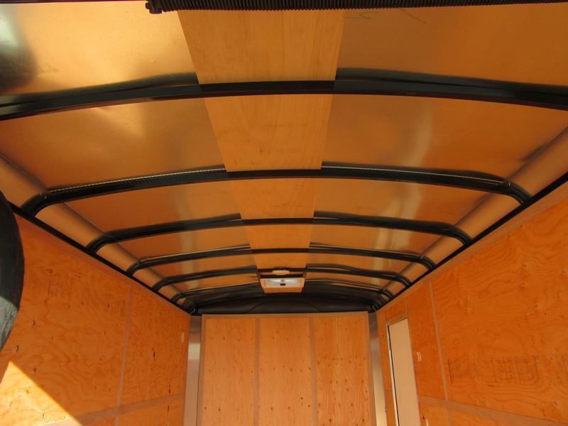 New 2018 Mirage MXL714TA2 7x14 Enclosed Cargo Trailer Vin 80677