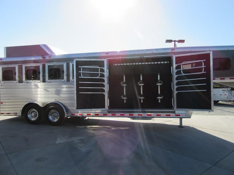 New 2017 Hart Tradition 4H Smart Tack Horse Trailer Vin 51141