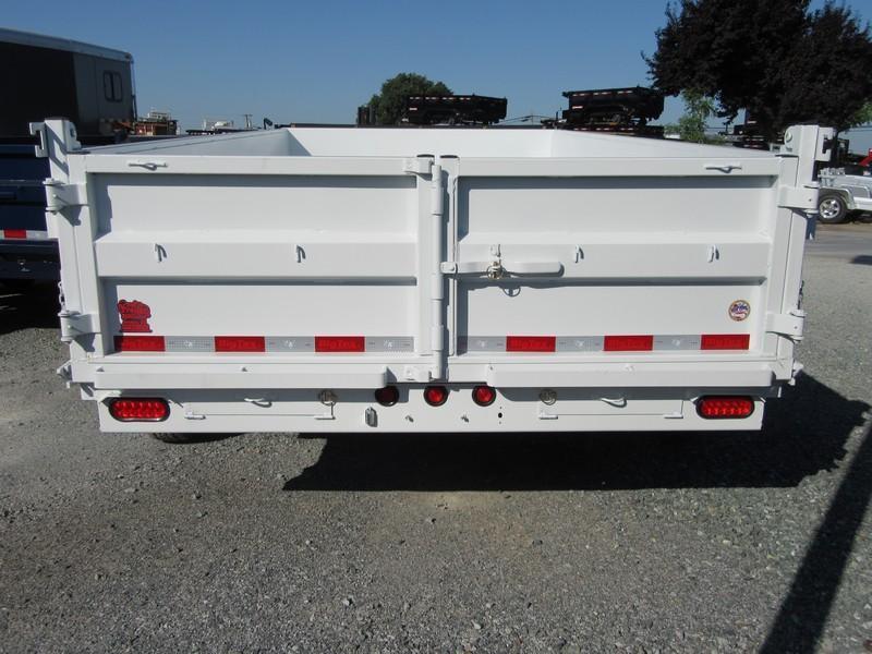 New 2018 Big Tex 14LX-14 14K GVW Dump Trailer VIN93705