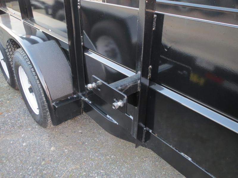 New 2018 Big Tex 70TV-12 7x12 Utility Trailer VIN:94835