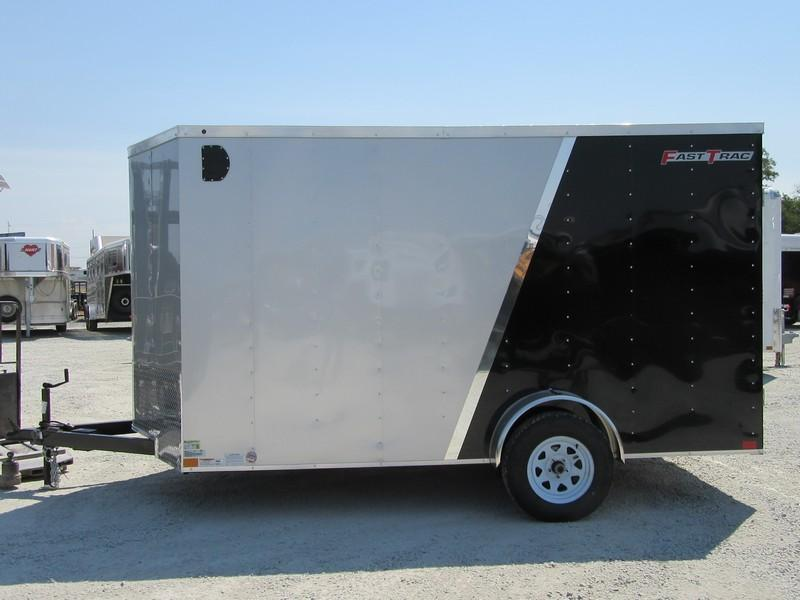New 2018 Wells Cargo FT7121 7x12 Enclosed Cargo Trailer Vin 53220