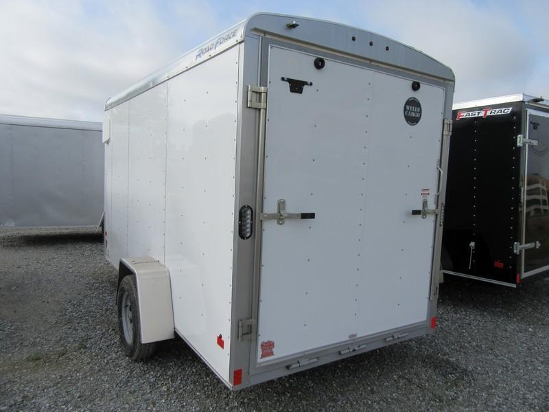 New 2017 Wells Cargo RF6x121 6x12 Enclosed Cargo Trailer VIN36995