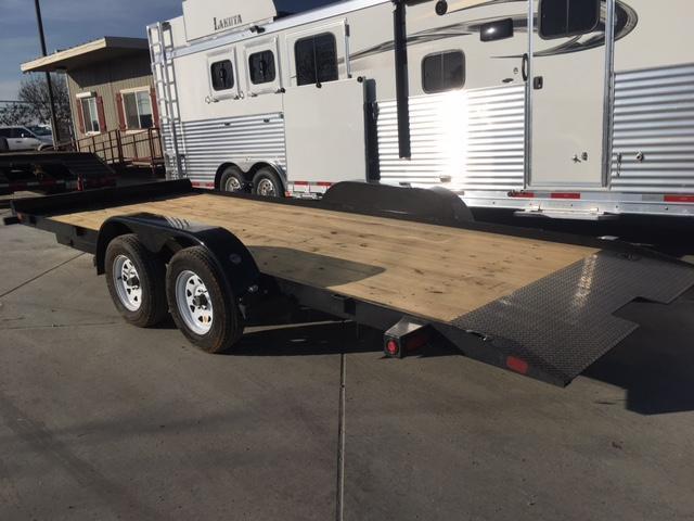 New 2018 Big Tex 70CT-20 Car Trailer Tilt 7x20 7k VIN:12650
