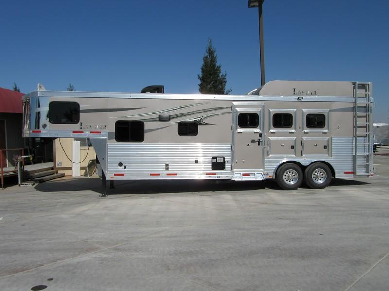 New 2018 Lakota Charger 3H C8311 LQ Horse Trailer Vin 01236