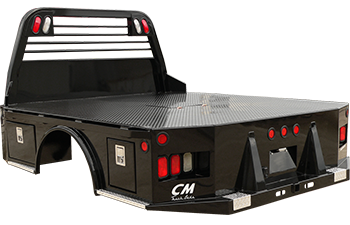2016 CM SK2 Truck Bed / Equipment 8.5/84/56/42 2RTB #60708