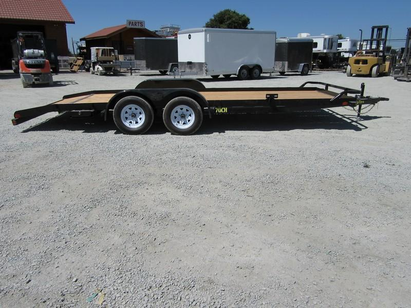 New 2018 Big Tex 70CH-20DT 7x20 7K GVW Car / Racing Trailer VIN92902