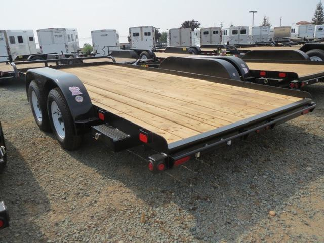 2017 Big Tex 70CH-16BRK2 7x16 Car / Racing Trailer VIN:50492