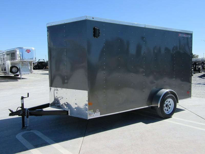 New 2017 Wells Cargo FT7121 7x12 Enclosed Cargo Trailer Vin44910