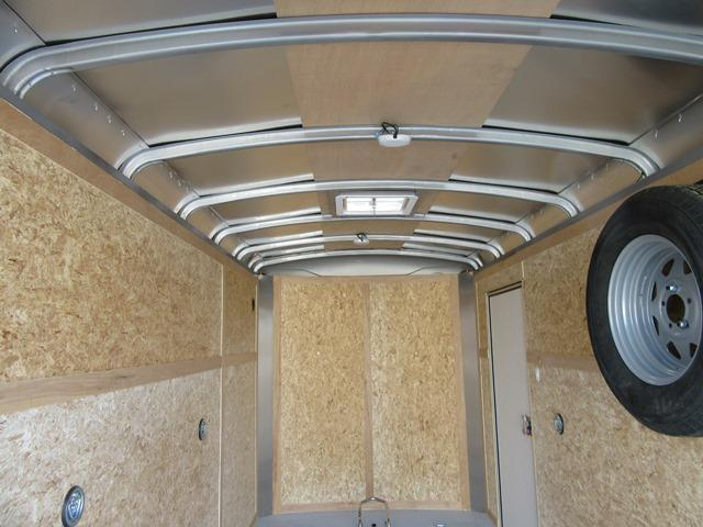 New 2017 Wells Cargo RF6X121 6x12 Enclosed Trailer vin 36996