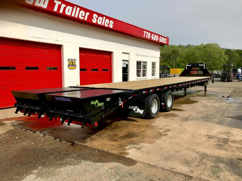 New Load Trail 40ft Air Ride LOADED!!