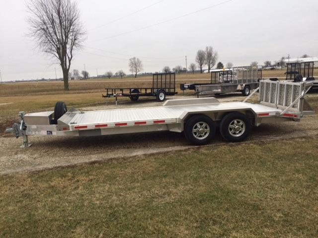 2018 Eby Trailers Low Profile Equipment Trailer