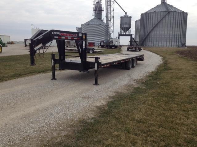 2016 Trailerman Trailers Inc. Hired Hand Equipment Trailer