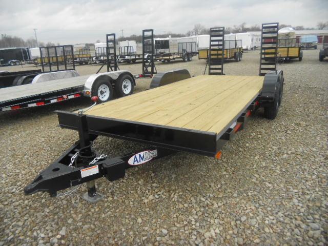Wood Flatbed Trailer ~ Flatbed equipment pj trailers in oh