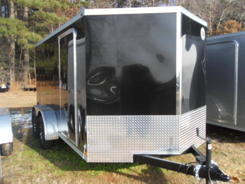 2019 Wells Cargo WCVG714T Enclosed Cargo Trailer