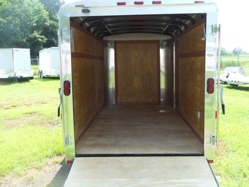 2020 Homesteader 612CS Enclosed Cargo Trailer