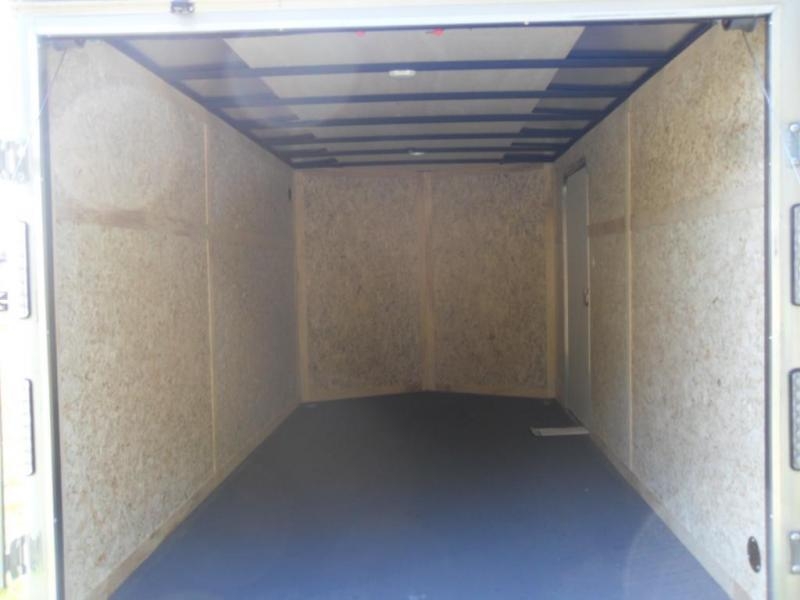 2019 Wells Cargo WCVG714T-500 Enclosed Cargo Trailer