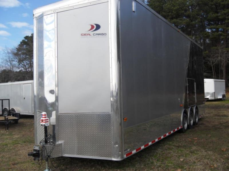 2014 IDEAL CARGO REVOLUTION 1 Enclosed Cargo Trailer