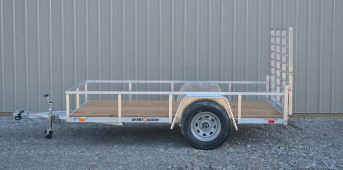 2019 Sport Haven AUT 510 Utility Trailer