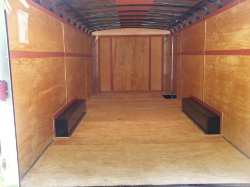 2019 Homesteader 820CT Enclosed Cargo Trailer