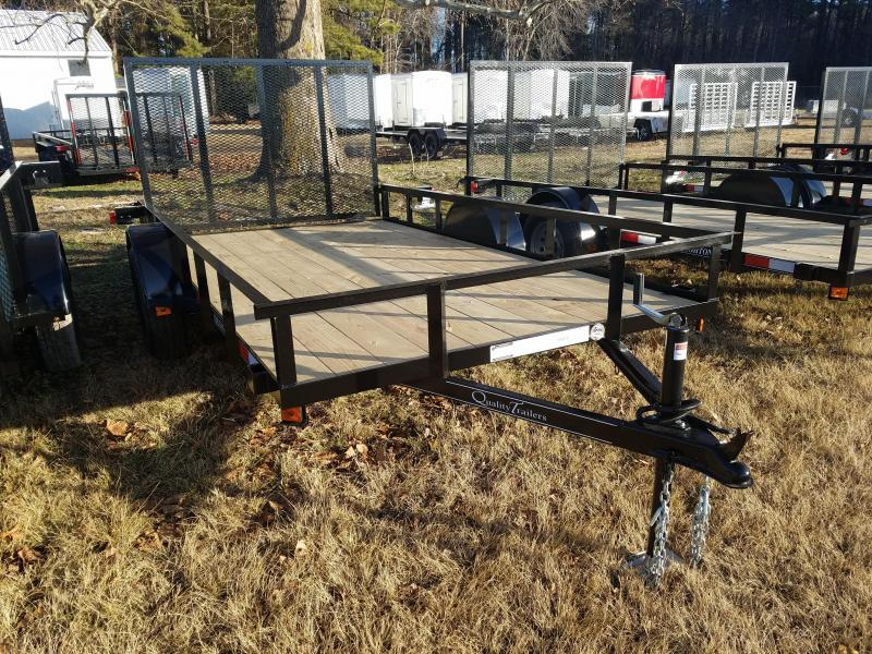 2019 Quality Trailers 6X12 Gen Series Utility Trailer