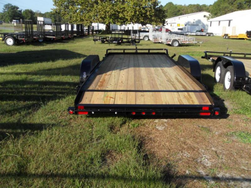 2019 Big Tex Trailers 70CH-18 Car / Racing Trailer